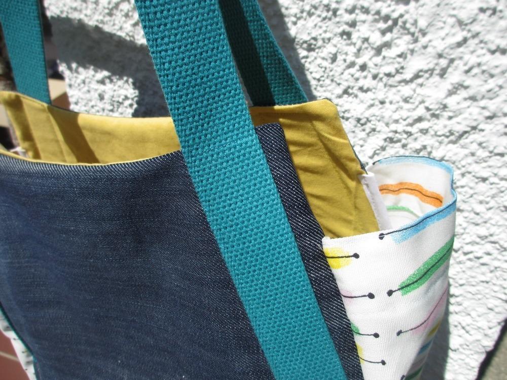 Upcyling Tasche Nähen Aus Alter Jeans