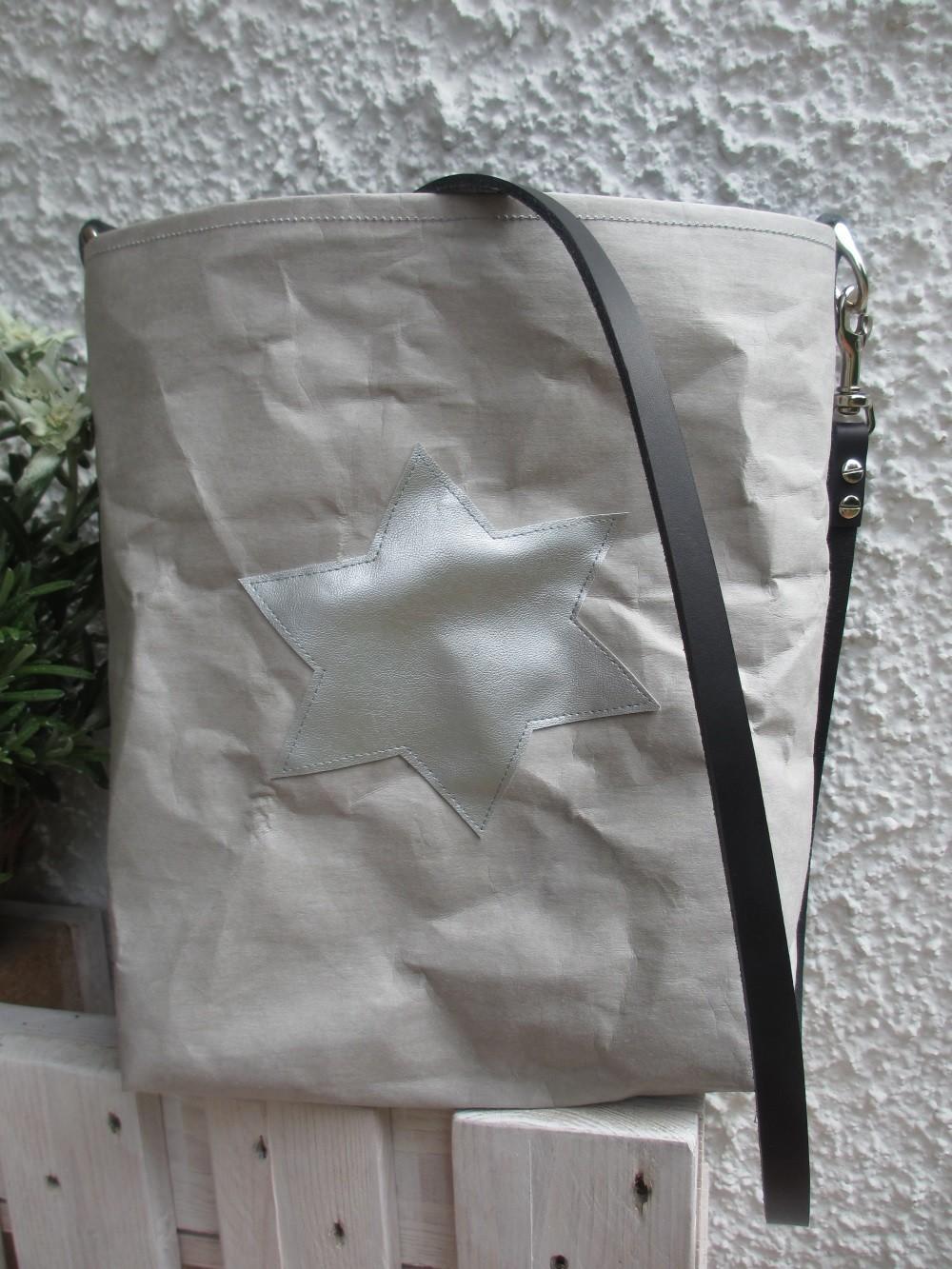 fertige Snappap Tasche mit Schultergurt