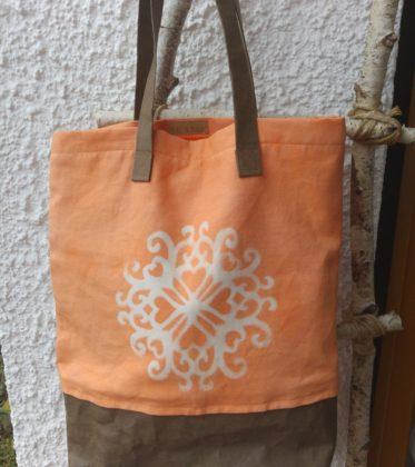 Naehanleitung für Beutel aus Canvas mit Snappap made-in-minga.de