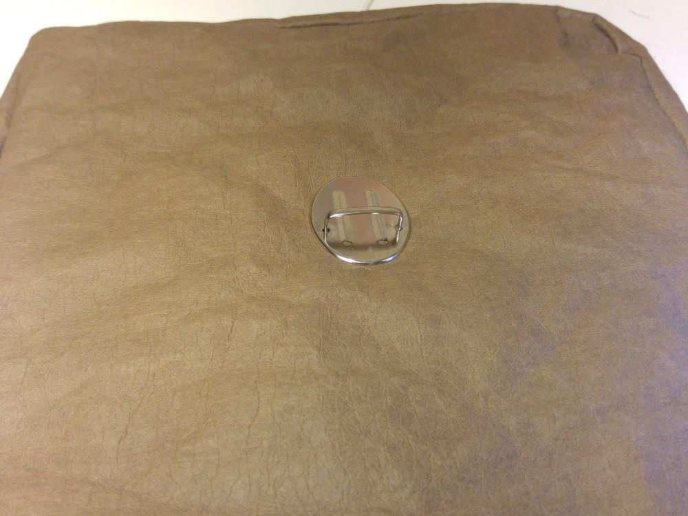So sieht es aus, das fertige untere Teil des Mappenschlosses