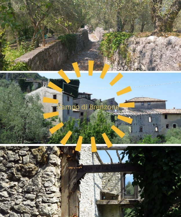 Campos di Brenzone - eine schöne Wanderung durch einen Olivenhain