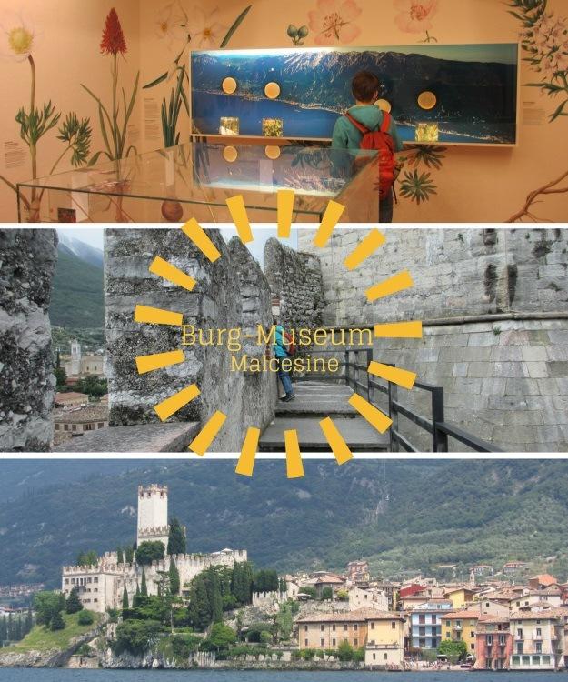 Burg Malcesine mit Museum