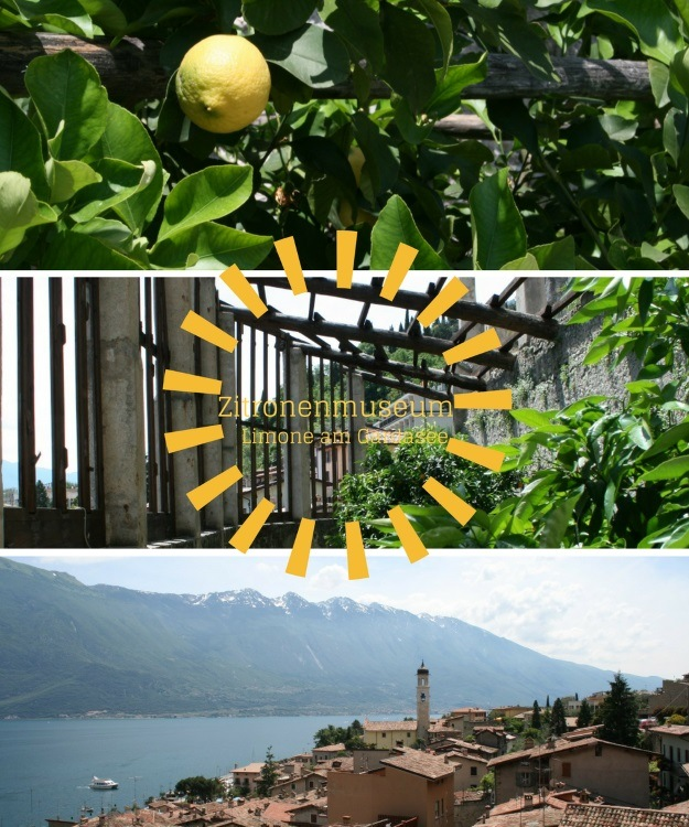 Ausflug am Gardasee bei Sonne und Regen nach Limone
