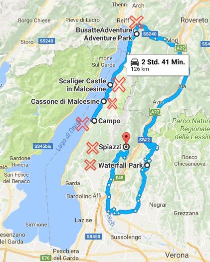 diese Ausflugsziele am Gardasee empfehle ich