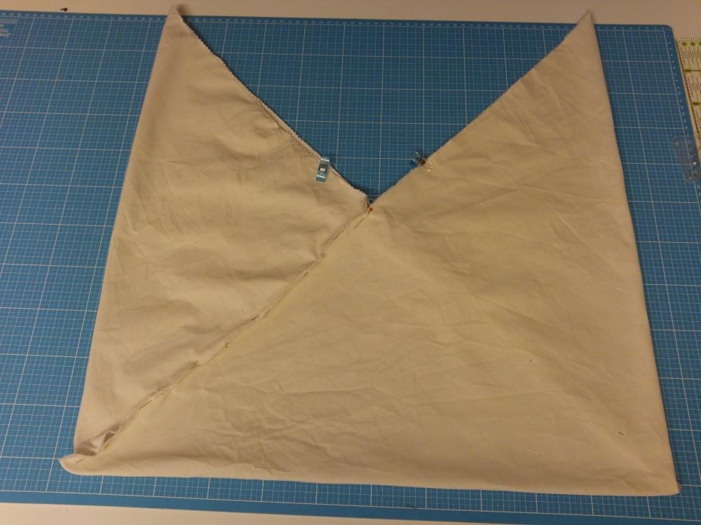 Futter für die Origamibag