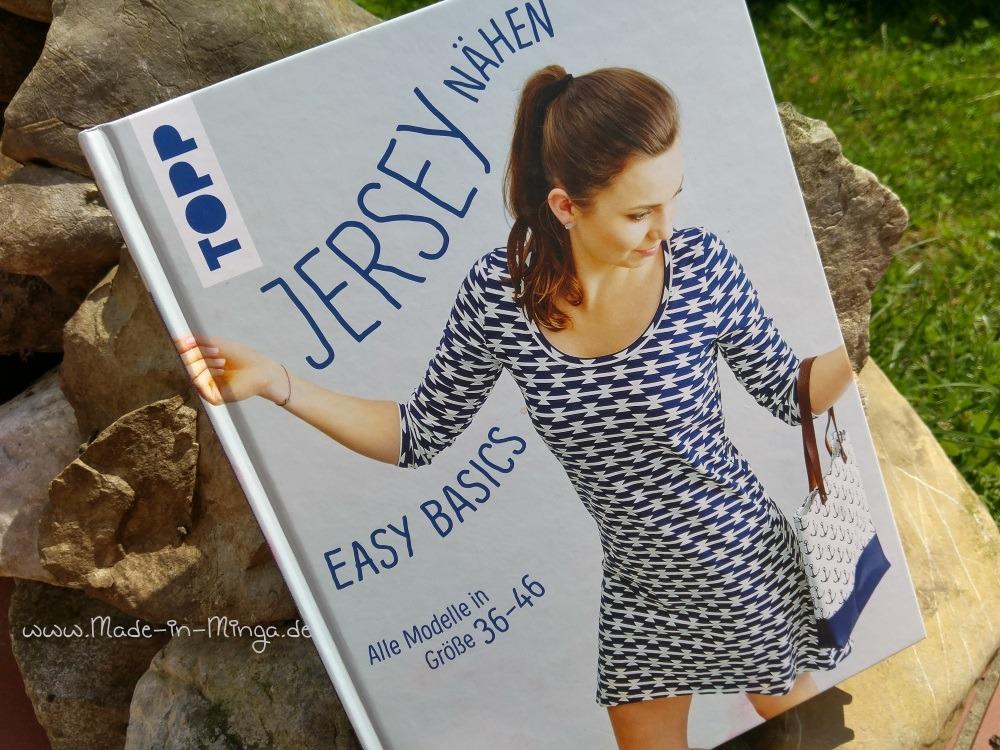 Jersey nähen, easy Basics