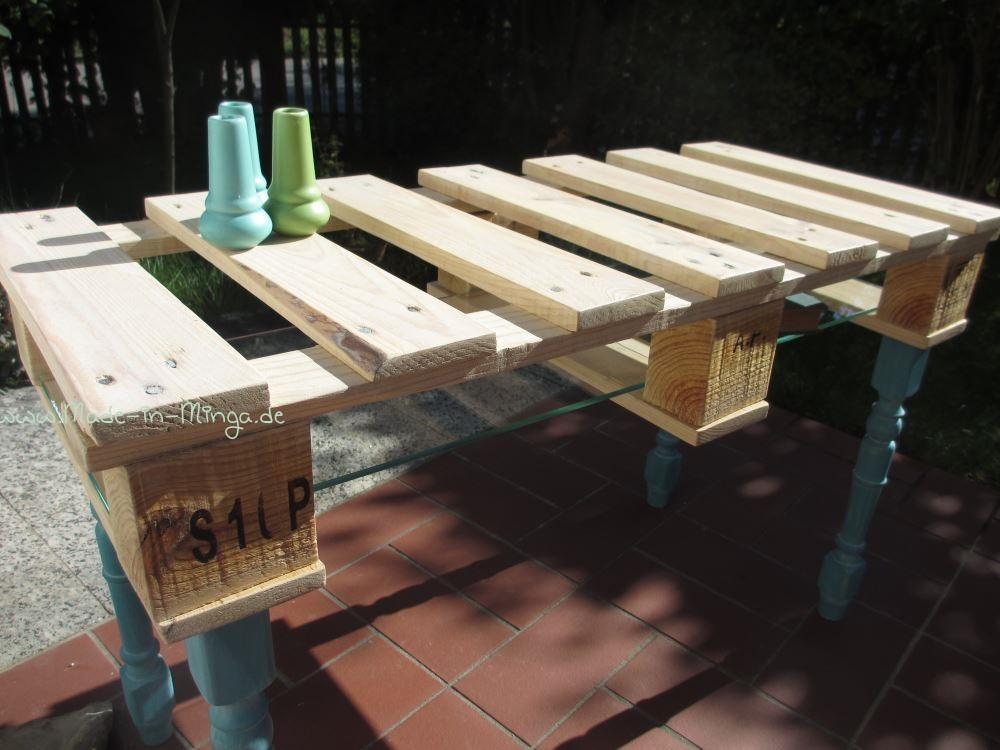 Tisch Aus Palette Selber Bauen Anleitung