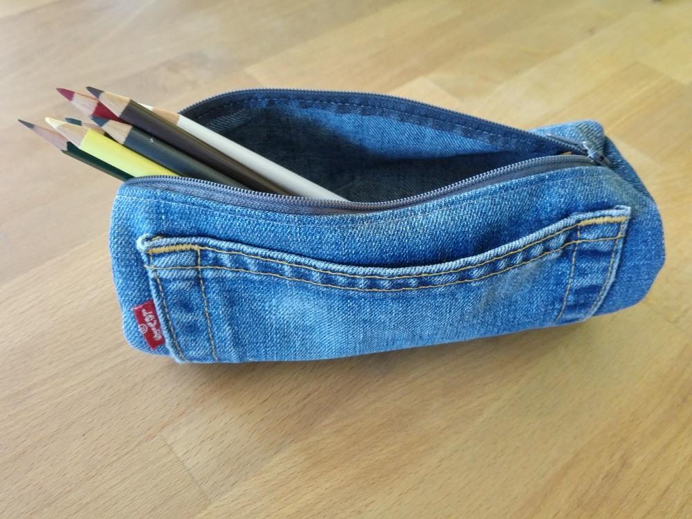 Fertig, Mäppchen mit Außentasche für Kleinkram