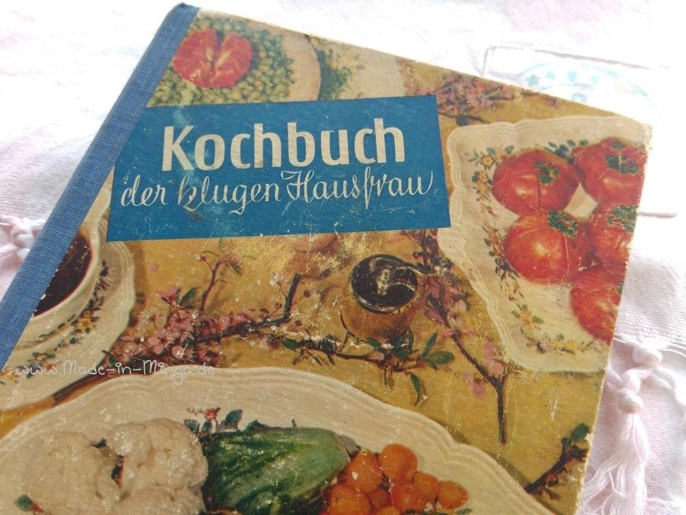 """Das alte """"Kochbuch der klugen Hausfrau"""""""