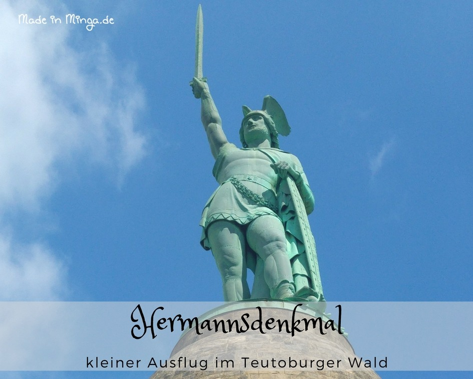 Ausflug zum Hermannsdenkmal