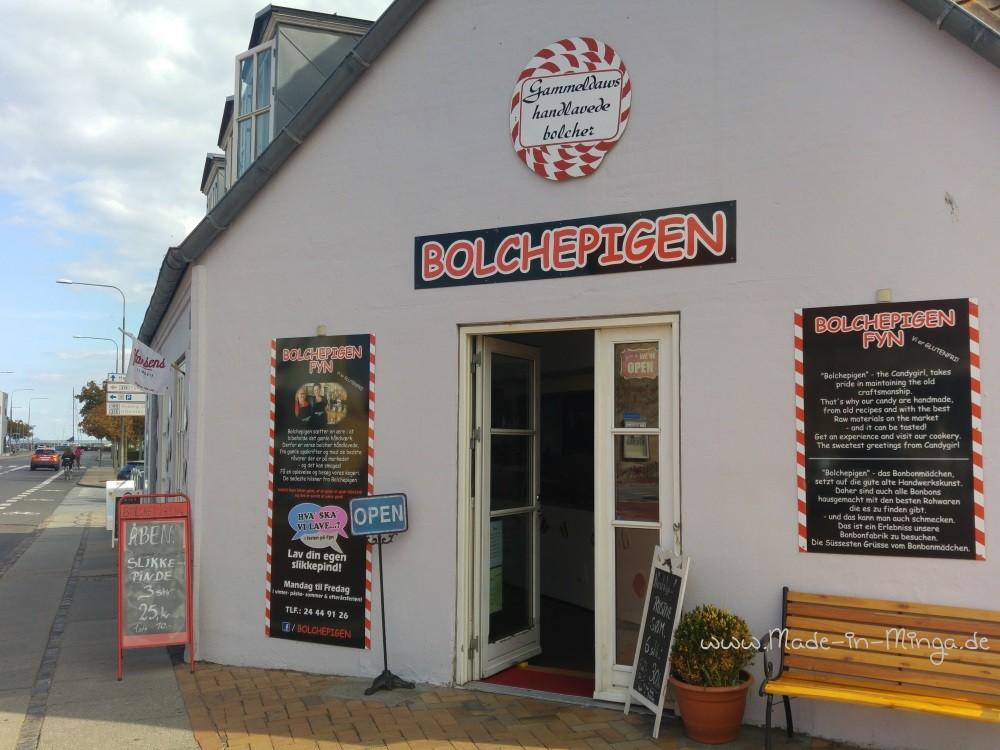 Bolchepigen - Bonbonmanufaktur in Kerteminde