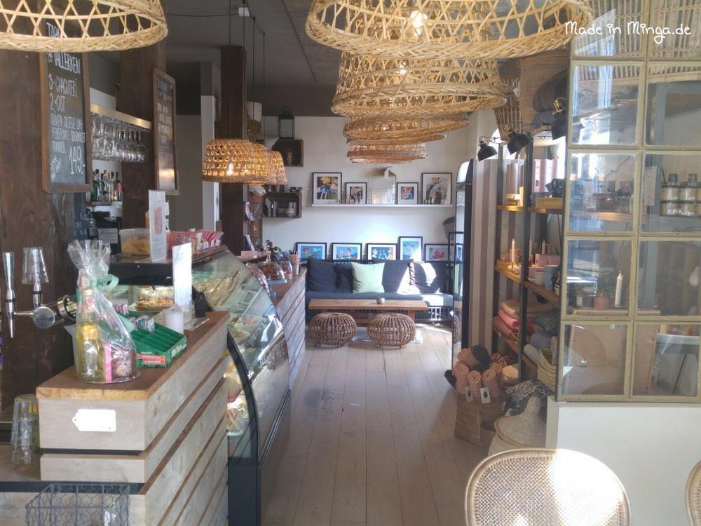Leckeres im Cafe Lulu in Kerteminde