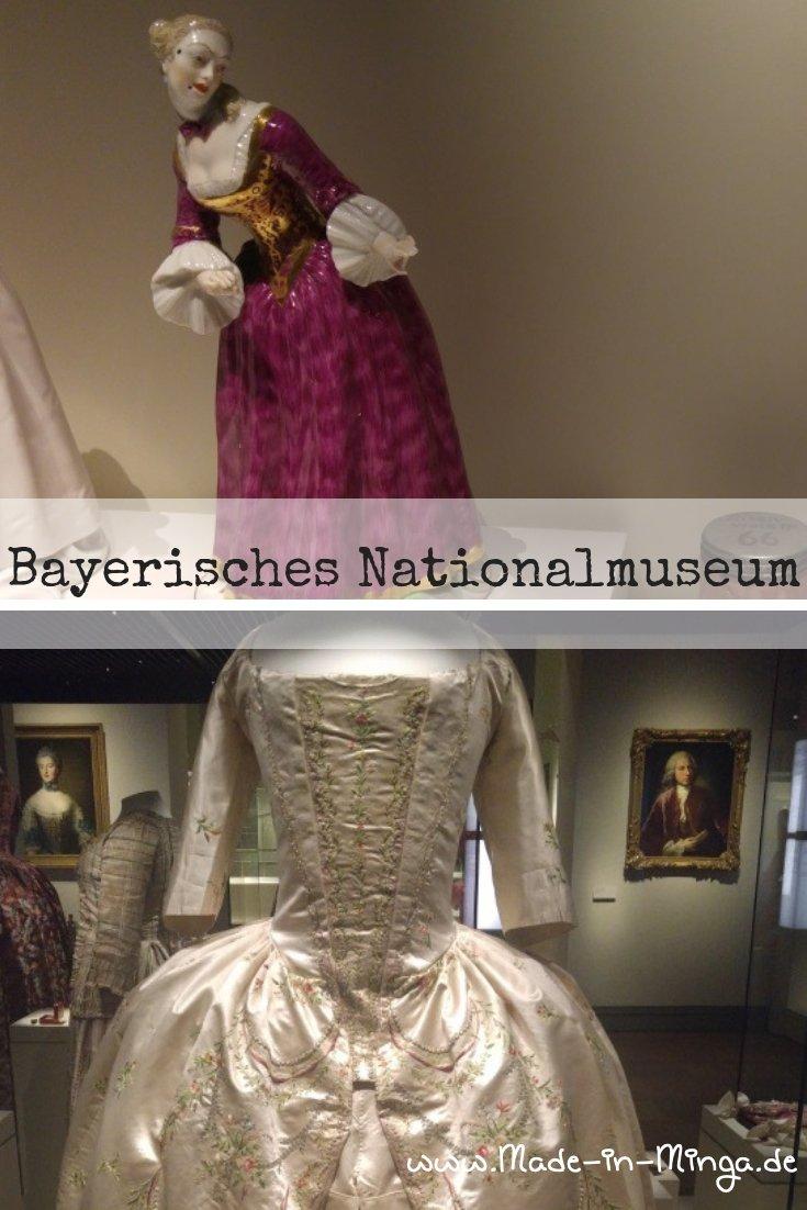 Barocker Luxus, Ausstellung im Bayerischen Nationalmuseum