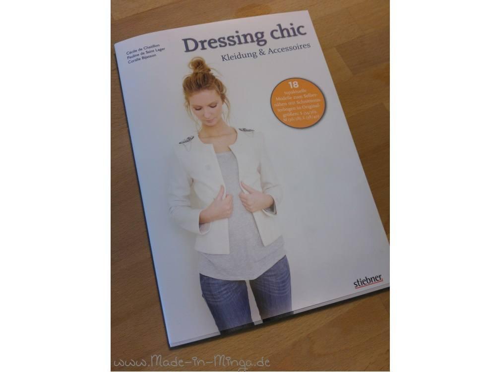 Dressing Chic, Kurzjacke genäht