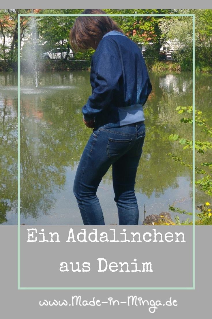 Addalinchen mit breitem Bund hinten - www.made-in-minga.de