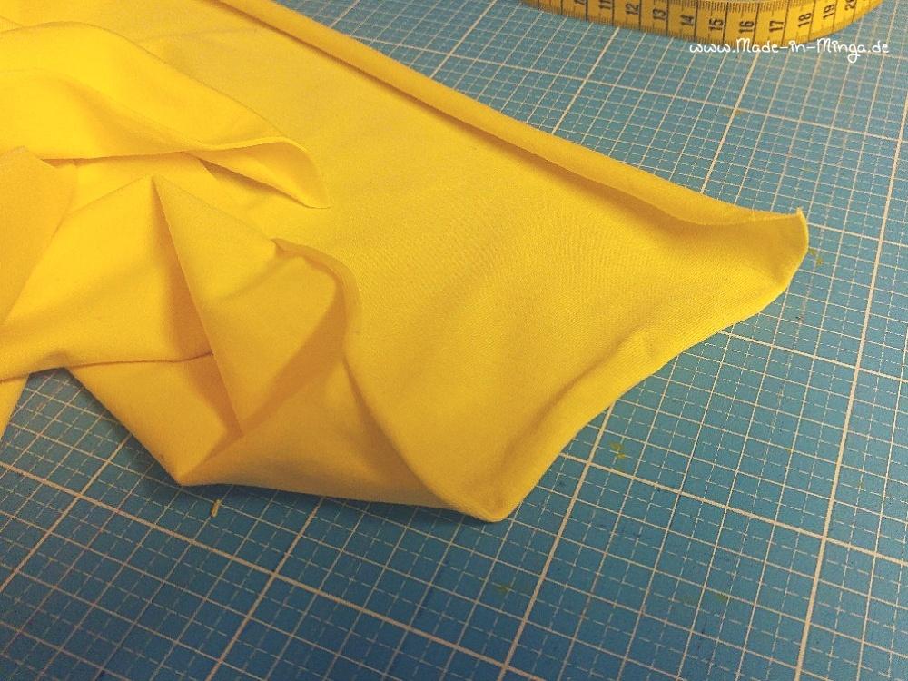 gelber jersey für galonstreifen