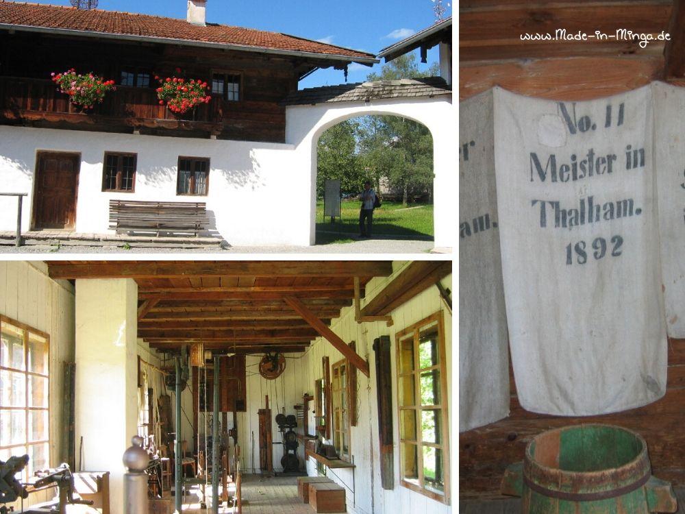 Ausflug zum Bauernhausmuseum Amerang